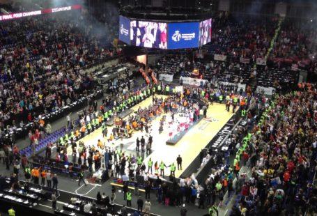 Euroleague Basketball Arena