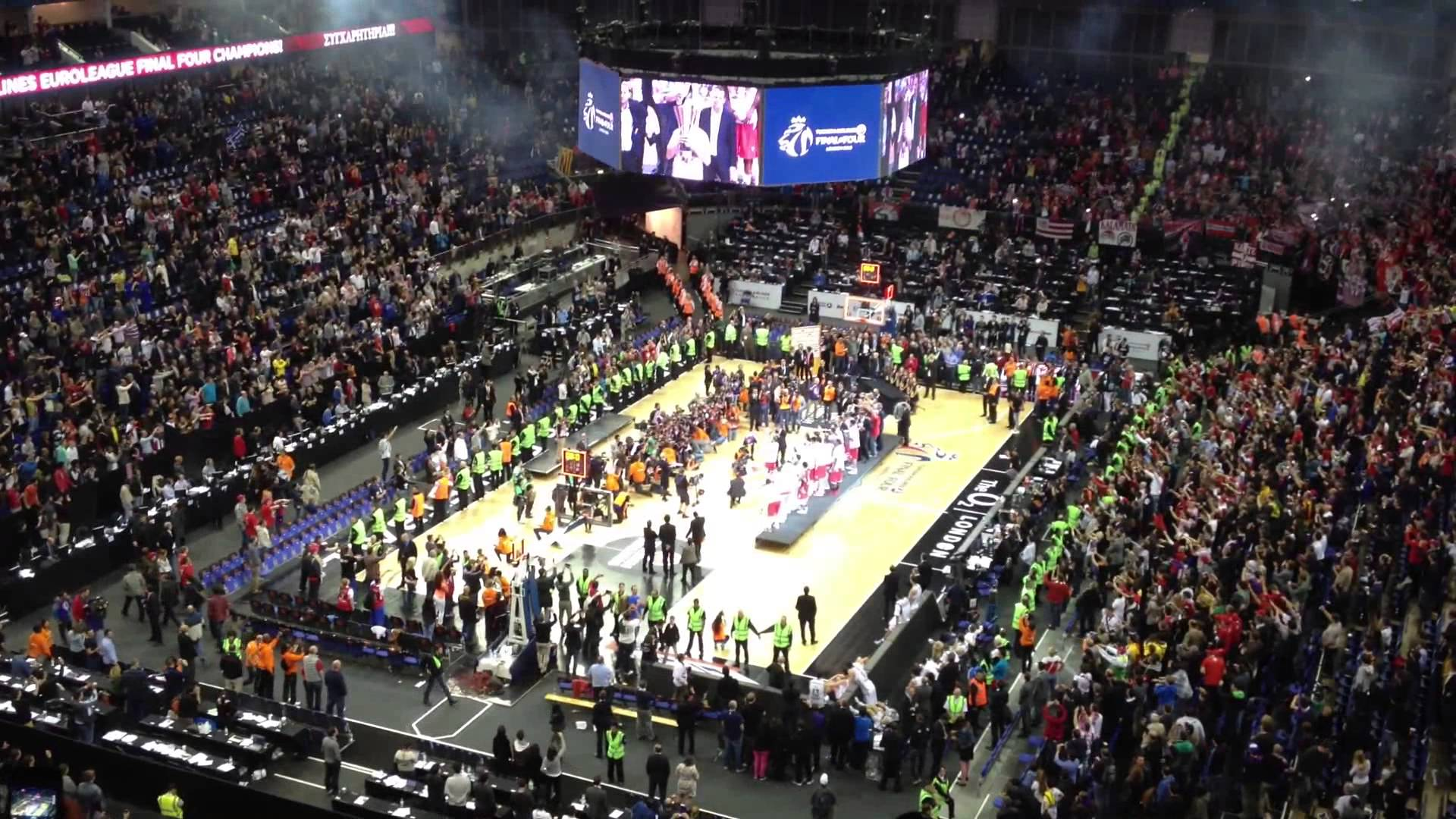 Euroleague Basketball Arena