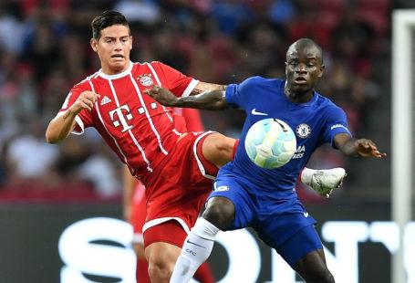 Bayern Munchen vs Chelsea
