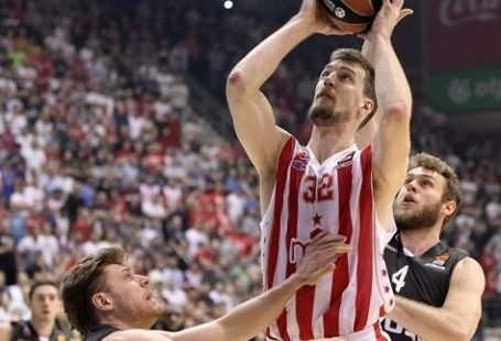 Euroleague Game, Crvena Zvezda vs Brose Baskets Bamberg