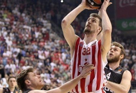 Euroleague Game, Crvena Zvezda vs Brose Baskets Bamberg