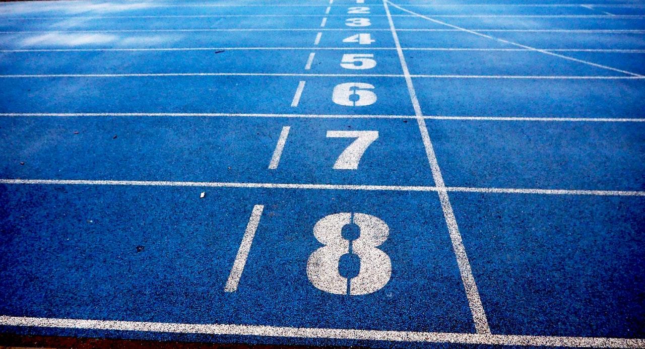 Running Track, Athletics