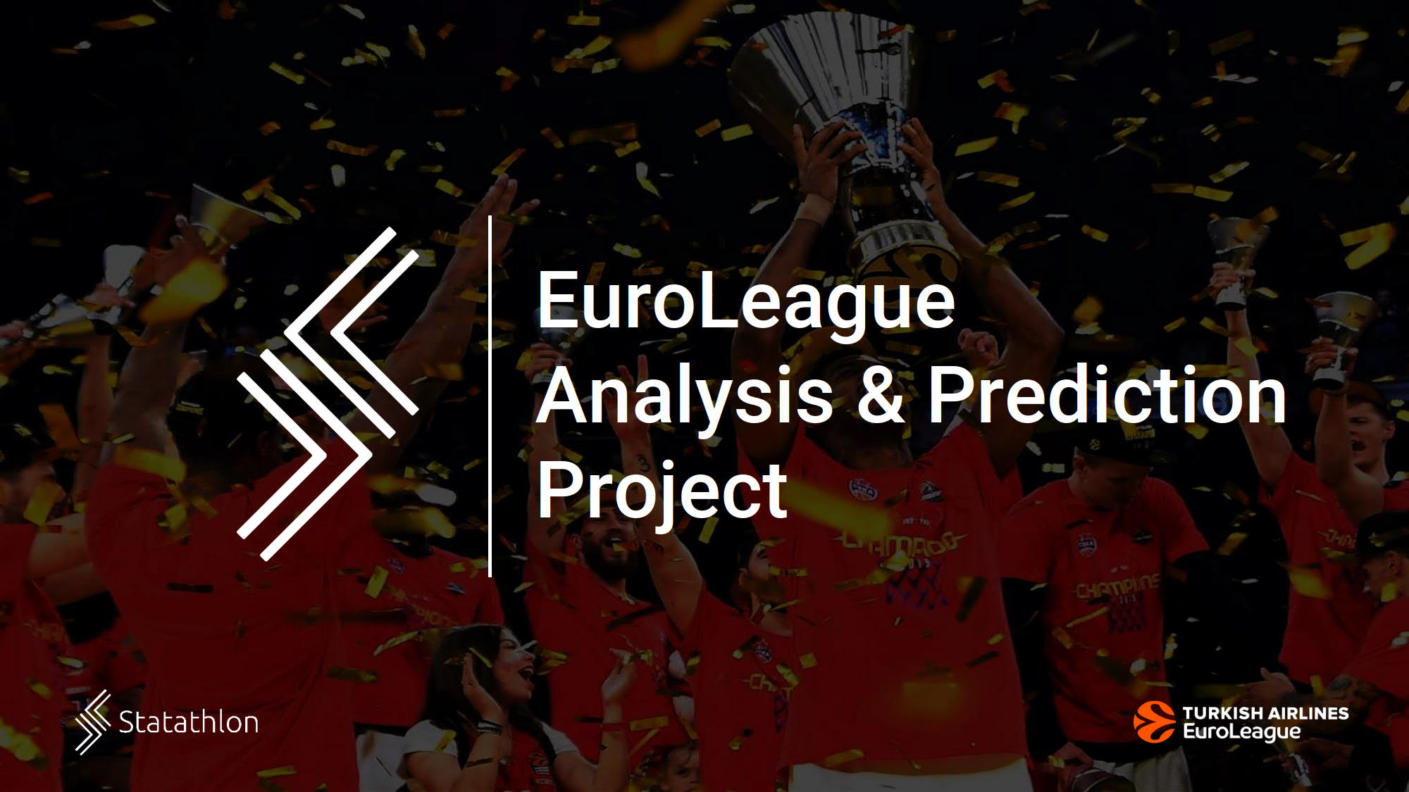 EuroLeague Analysis & prediction Project Main Image
