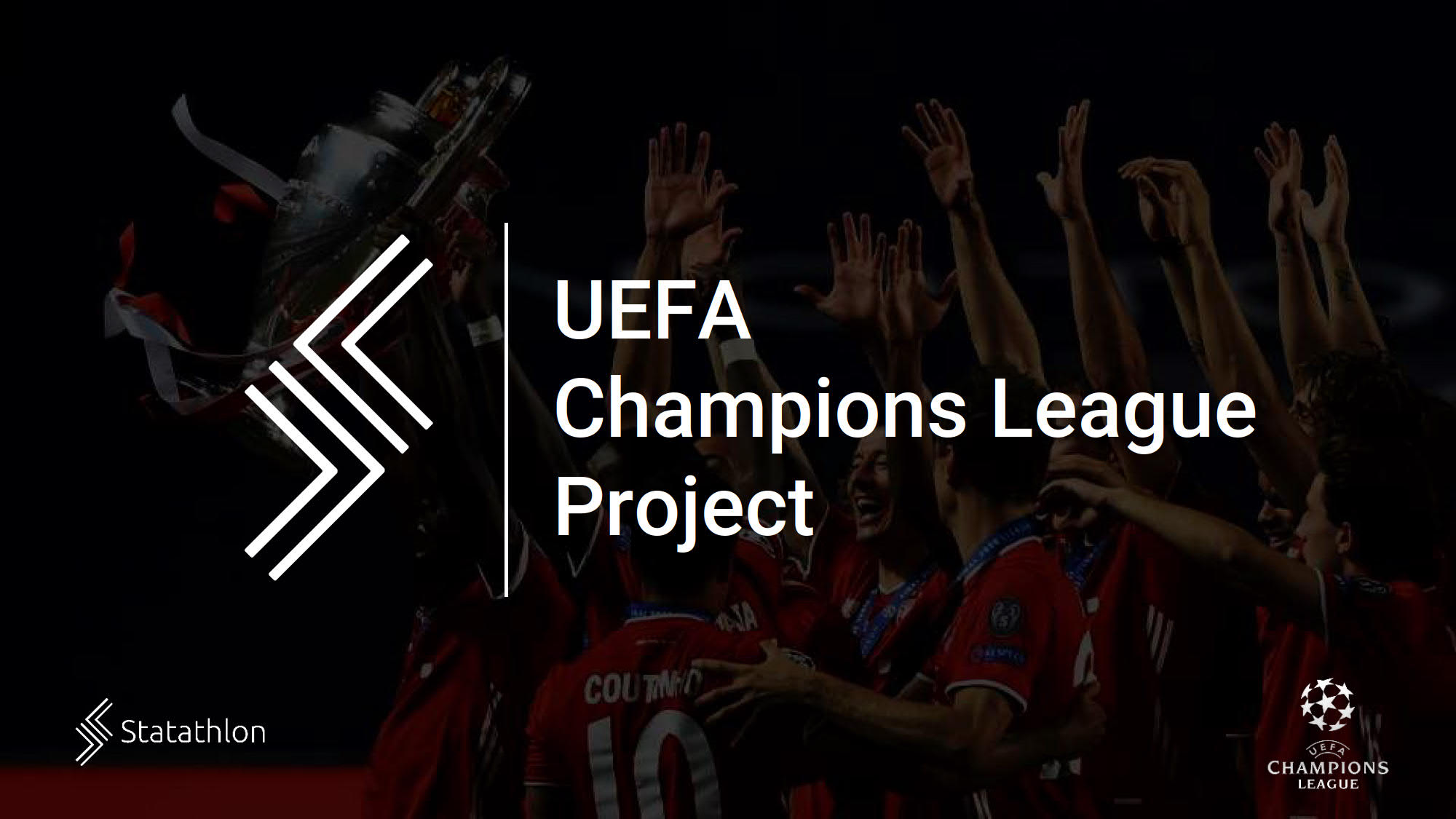 UEFA Champions League Project Image
